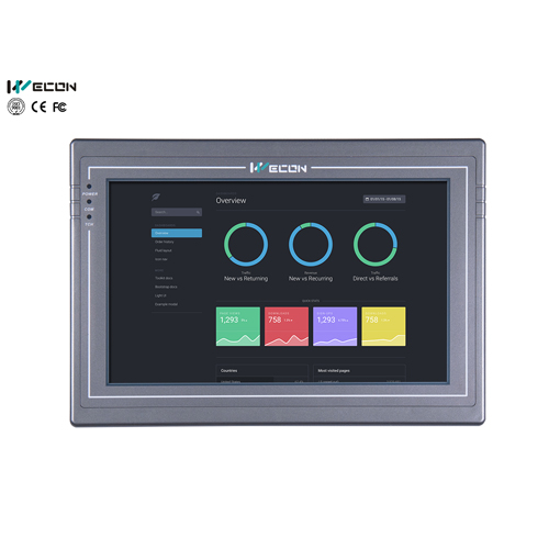 10,2 İnç Operatör Paneli (HMI) PI3102HE