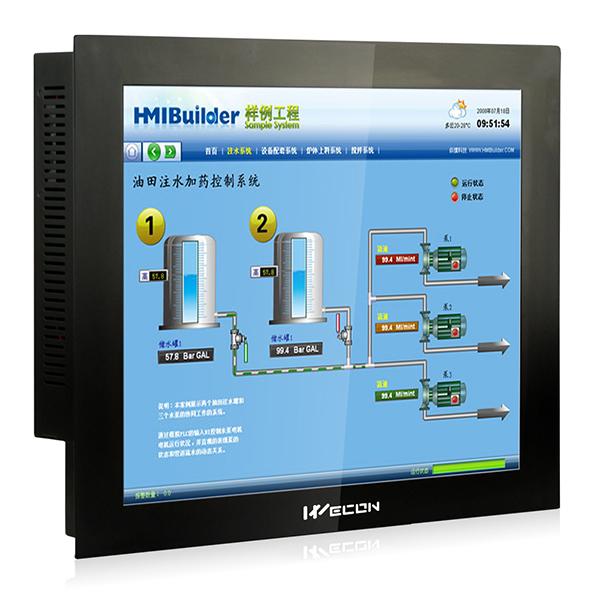 21.5 İnç Endüstriyel PC WPC-211609A Görseli