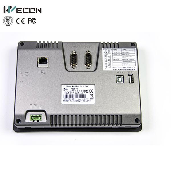 7 İnç Operatör Paneli (HMI) PI8070 Görseli